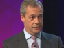 Nigel Farage said he thought UKIP was being 'censored' for not being allowed to appear at Pride in London