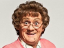 Mrs Brown has urged Ireland to vote yes to equal marriage