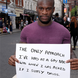 Gay black men uk