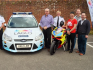Hampshire Constabulary's new Ford Focus