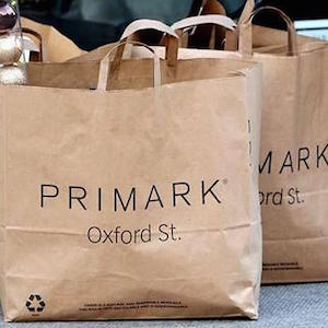 The new advice was circulated to all Primark staff