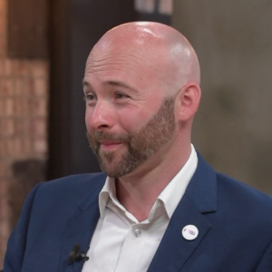 Michael Salter is the Chair of Pride in London.