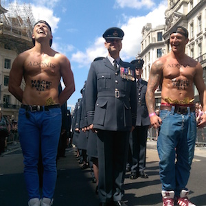 Pride in London took place today