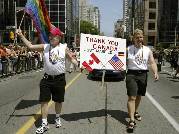 gay marriage debate in canada