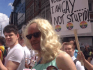UKIP's LGBT group joined the Pride in London march despite being banned