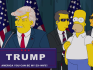Donald Trump is the latest person to be mocked by The Simpsons