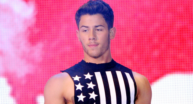 Nick Jonas is a staunch LGBT ally, but says it has always been that way (Photo by Kevin Winter/Getty Images)