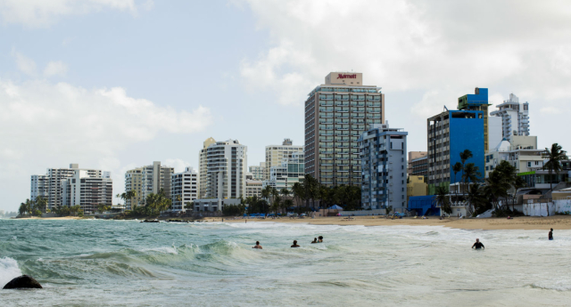 Puerto Rico's marriage ban has been struck down (Photo by Christopher Gregory/Getty Images)