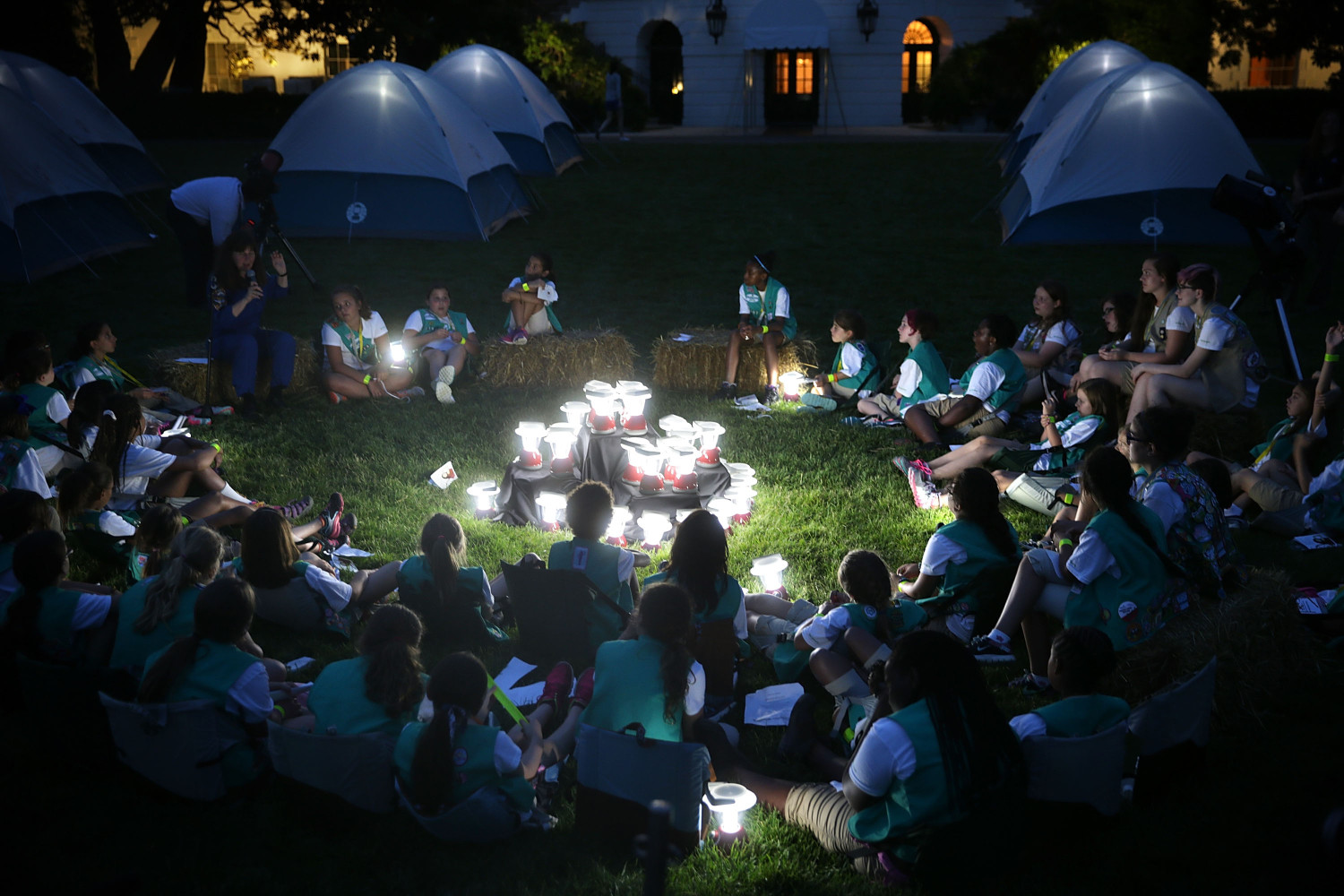 Girl scouts raise over $330k (Image: Alex Wong/Getty Images - used under licence)