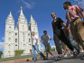 The Mormon church faces the loss of over a thousand members (Getty)