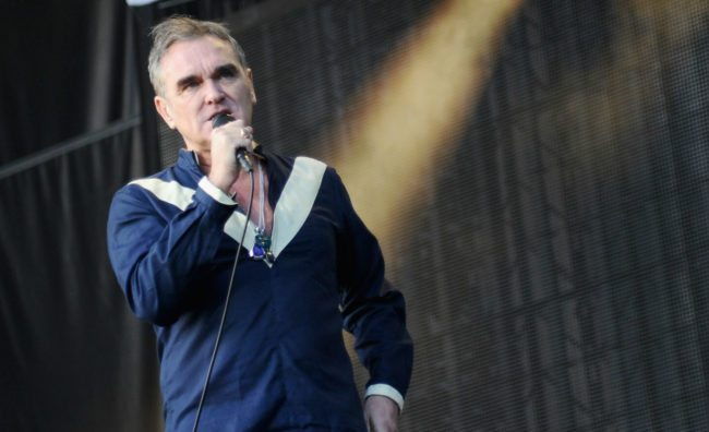 Morrissey (Getty Images)