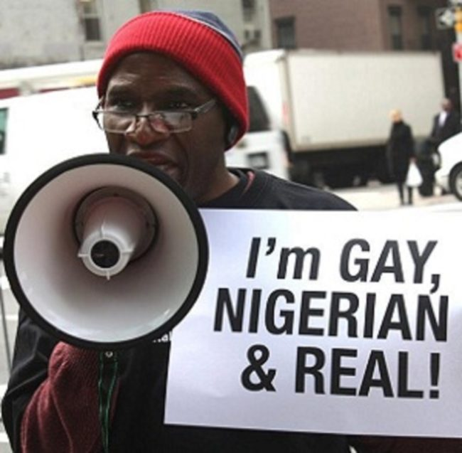 Gay in nigeria