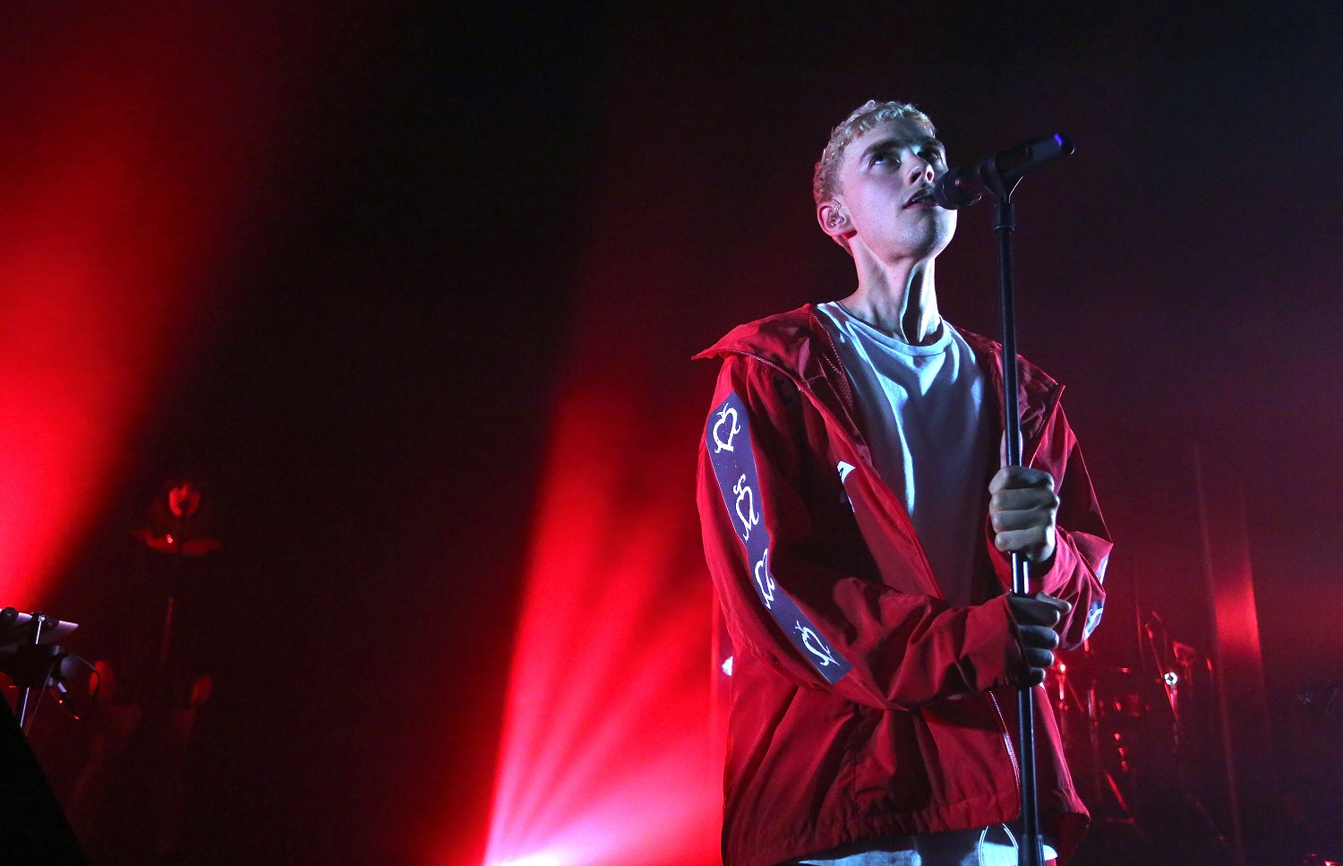 Olly Alexander loves to sing (Getty)