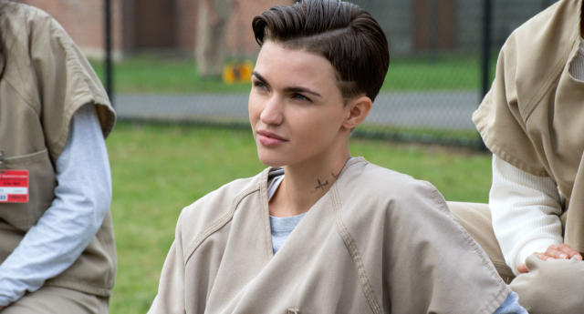 Genderfluid actress Ruby Rose has spoken about her previous plans to transition