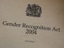 The Gender Recognition Act