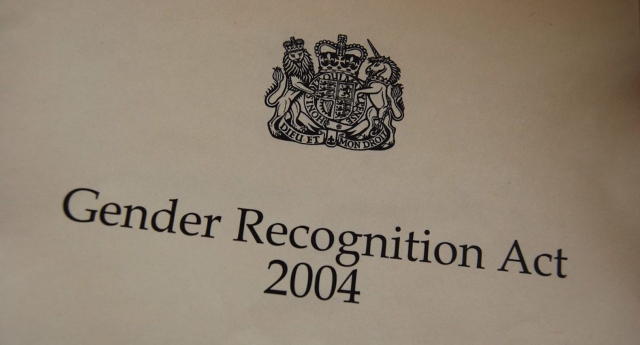 The Gender Recognition Act is in need of updating, says the petition