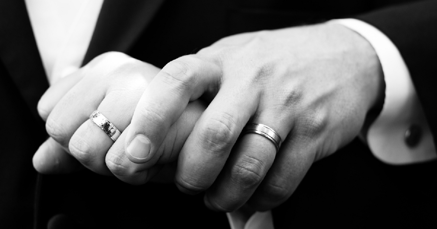 Lgbt Wedding Rings 51 New Same sex couples could