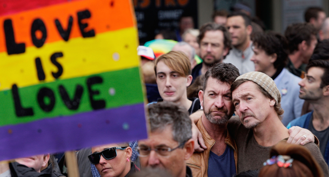 Thousands are to rally for marriage equality in Australia