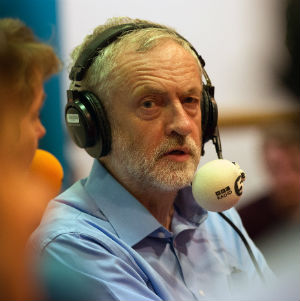 Jeremy Corbyn (Photo by Carl Court/Getty Images)
