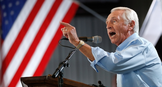 Governor Steve Beshear is being sued  (Photo by Win McNamee/Getty Images)