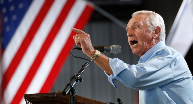 Steve Beshear has landed the state with a giant legal bill (Photo by Win McNamee/Getty Images)