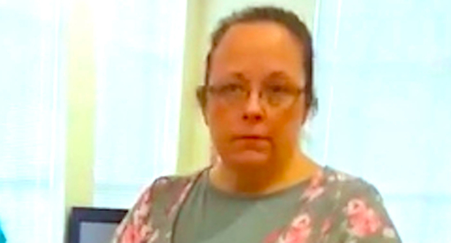 Kim Davis won't have to marry gays yet