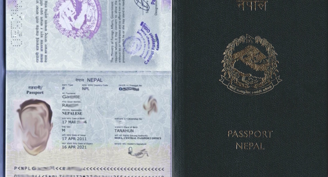 Nepal has issued its first third gender passport