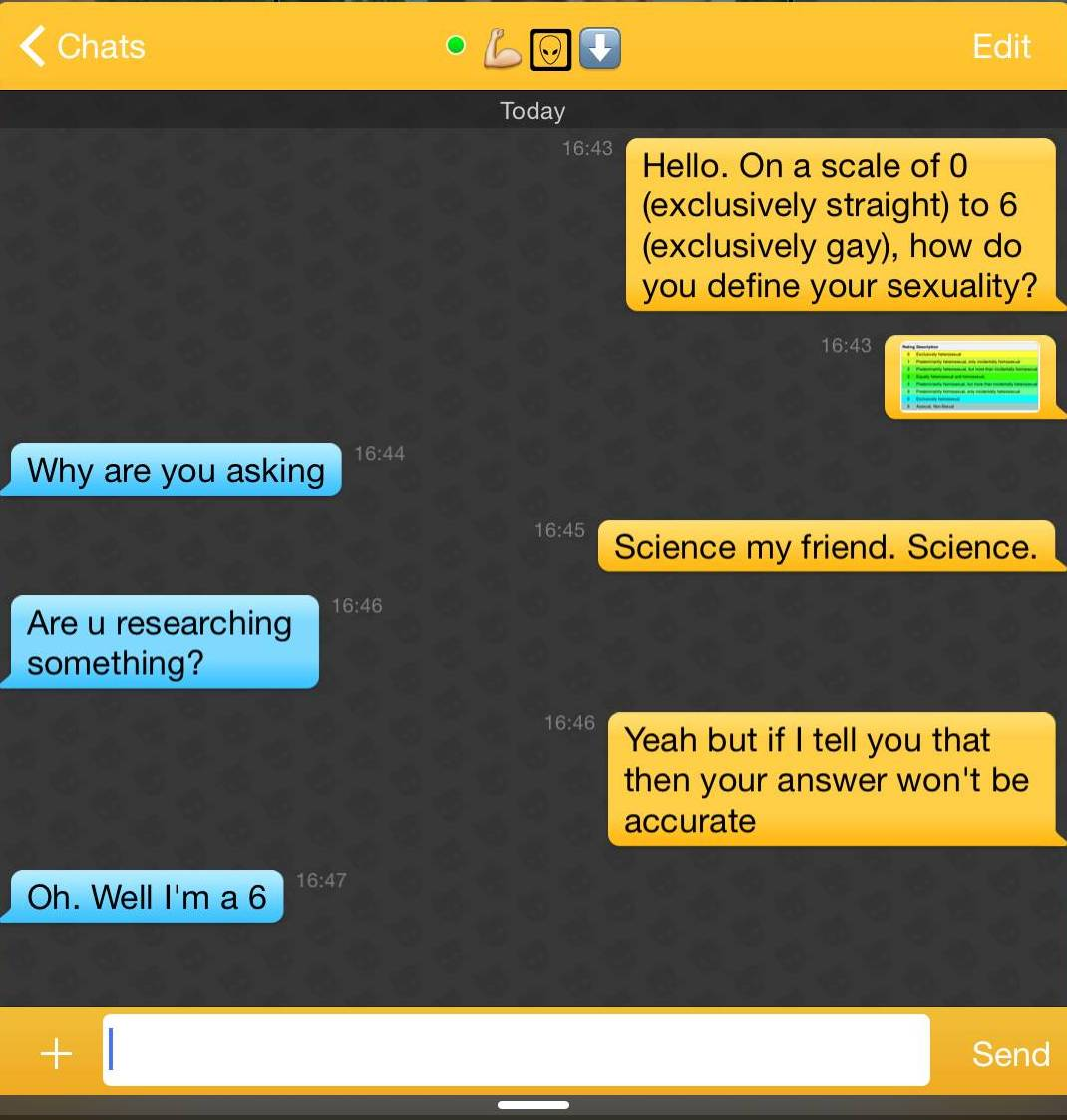Grindr app for straight guys