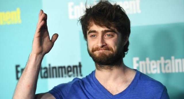 Daniel Radcliffe said he was told that gay sex is 'really painful'