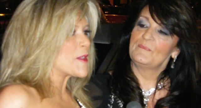 Samantha Fox opened up about her relationship with Myra Stratton in CBB