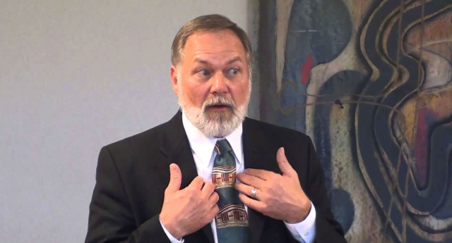 Scott Lively says it's proof God has 'abandoned' the US