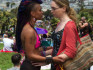 Freema Agyeman spoke about leaving her 'comfort zone' on Sense8
