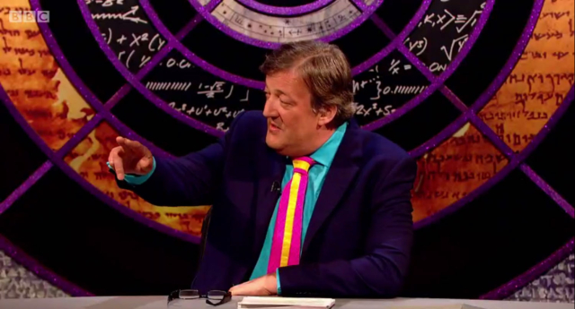 Stephen Fry is 58 today