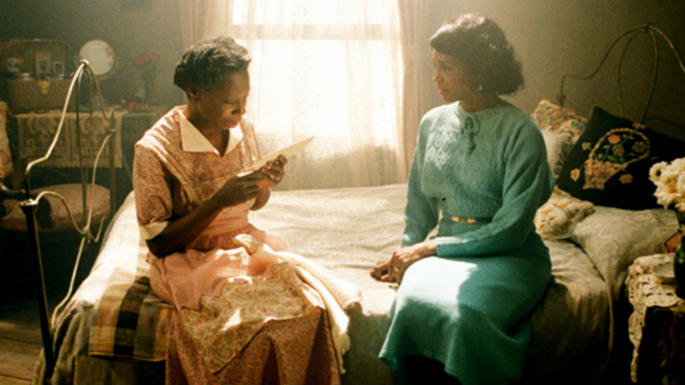 the color purple relationship between celie and shug
