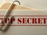 Real top secret documents were branded 'fake and gay'