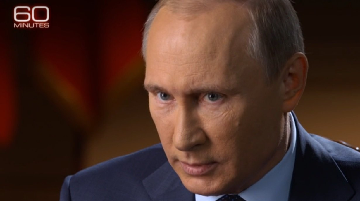 Putin has said he is not prejudiced against gay people