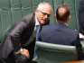 Tony Abbott is challenged by Malcolm Turnbull