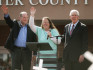 Mike Huckabee used the song at a rally for Kim Davis