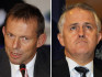 Tony Abbott has been ousted as the leader of the Liberal party