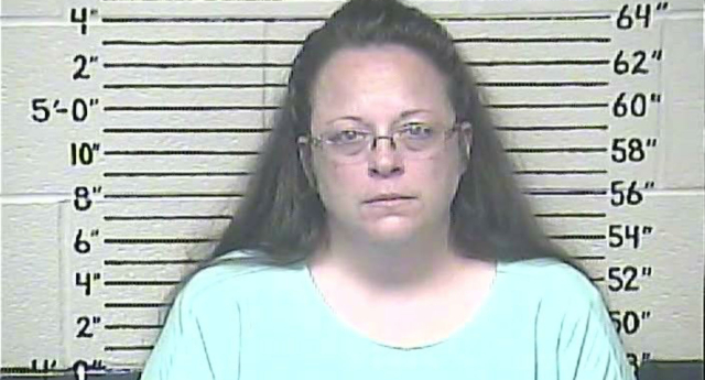 Kim Davis to be released from jail