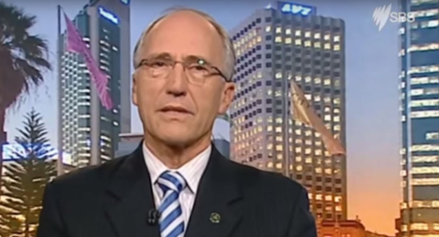 Peter Abetz made controversial remarks on same-sex marriage
