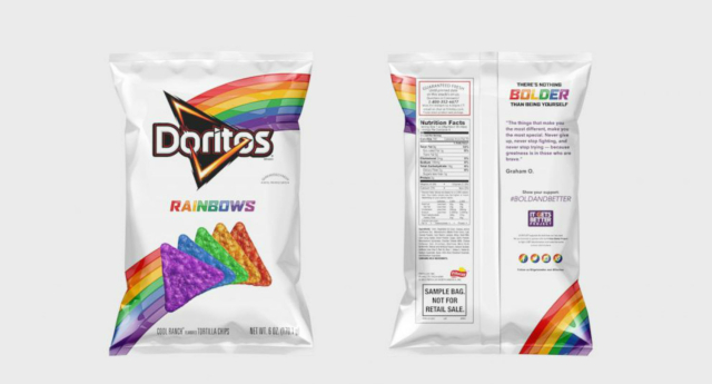 Apparently Doritos are 'bashing' Christians