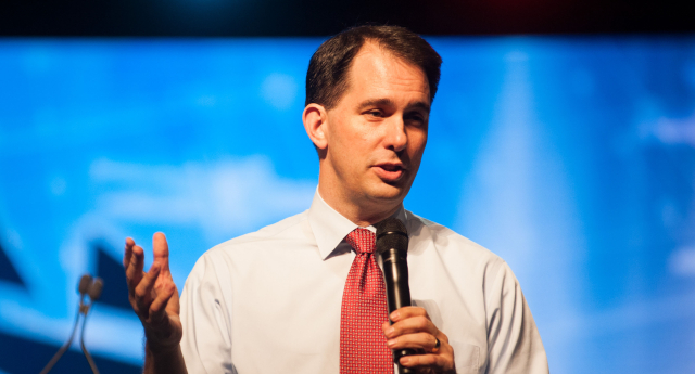 Scott Walker pulled out of the Presidential race