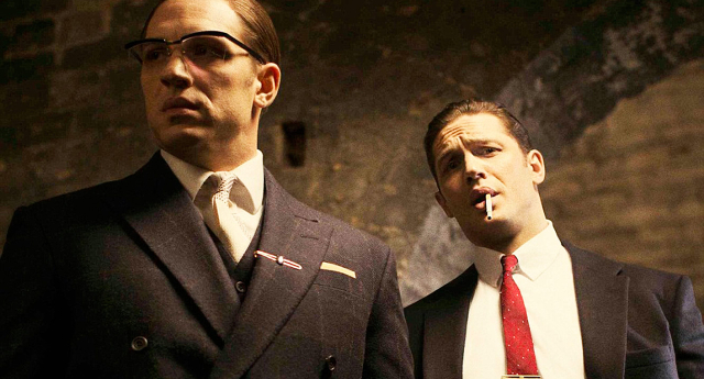 Tom Hardy said the question was 'inelegant'