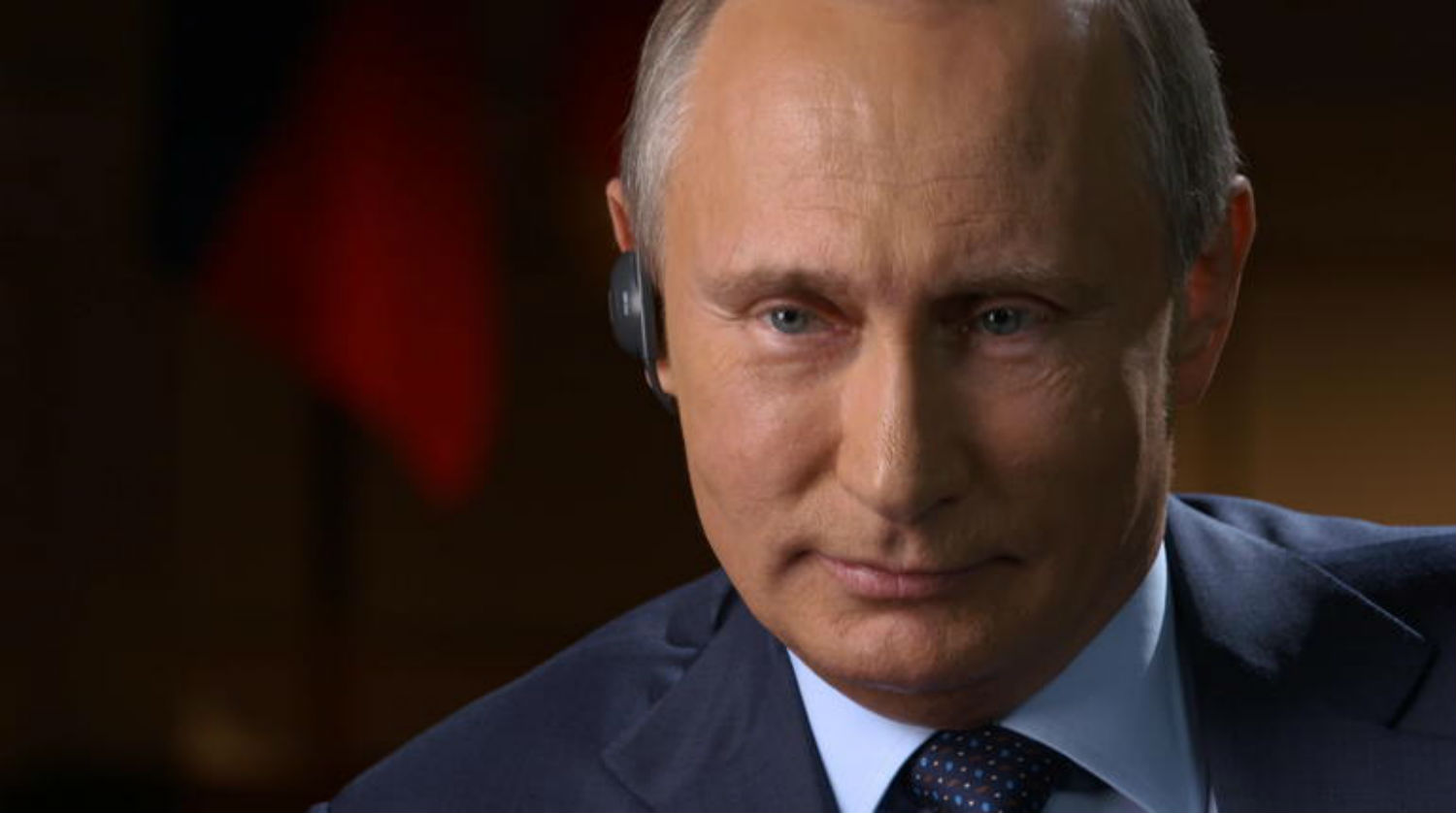 Putin condemns homophobia, supports LGBT rights