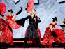 Madonna arrived on stage an hour late due to 'technical difficulties' (Getty Images)