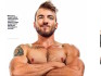 Trans bodybuilder is a runner up in Men's Health cover competition