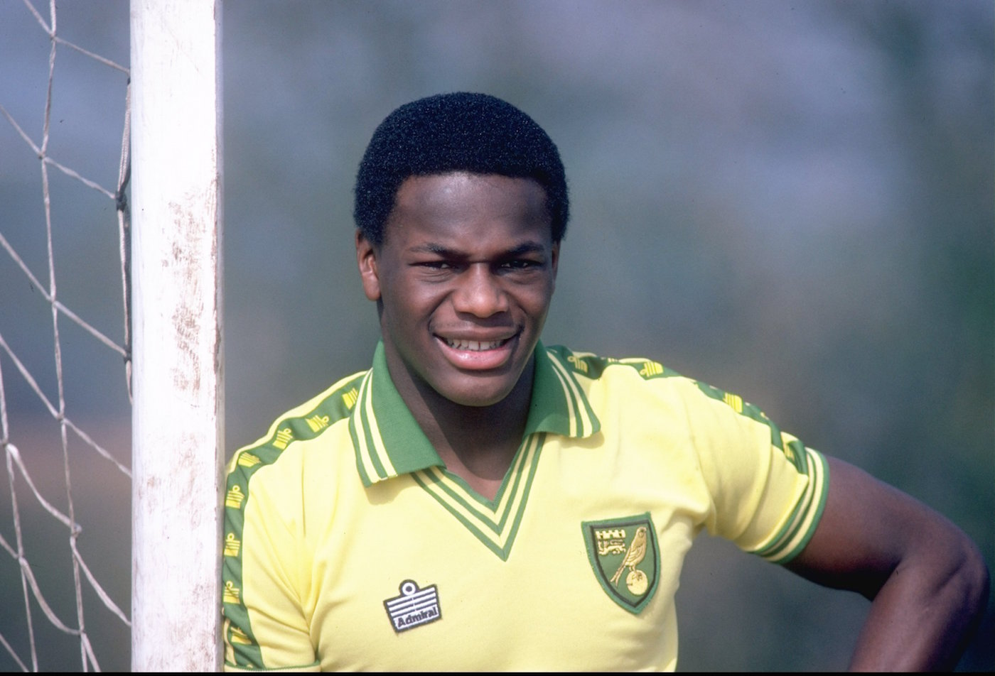 Justin Fashanu became the UK's first openly gay footballer