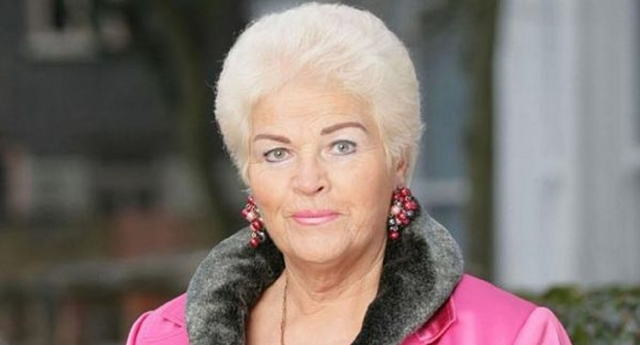 Pam St Clement has previously spoken out about being a bisexual woman