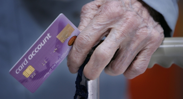 A pensioner has been told to wait until male retirement age (Photo Illustration by Christopher Furlong/Getty Images)